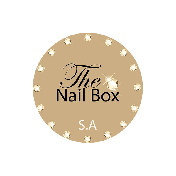 The Nail Box sa Logo Design