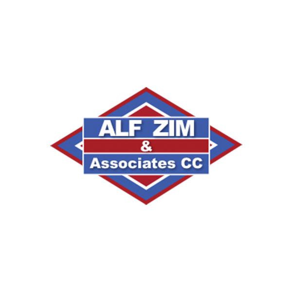 alf zim logo design