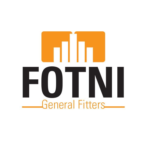 fotni welders logo design