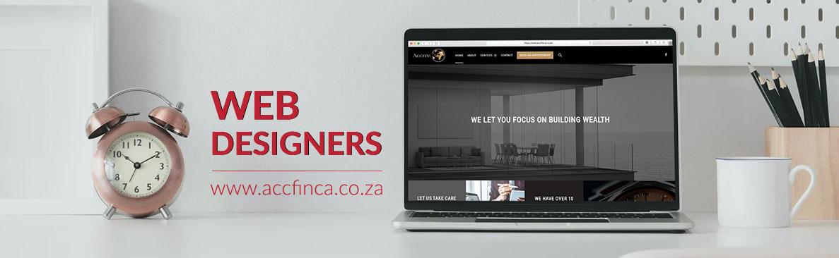 Web Design Company Sandton