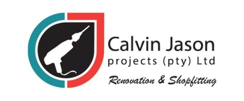 calvin jason logo design