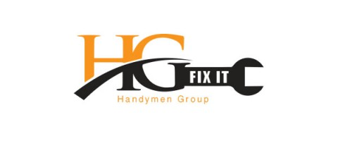 hg fix it logo design