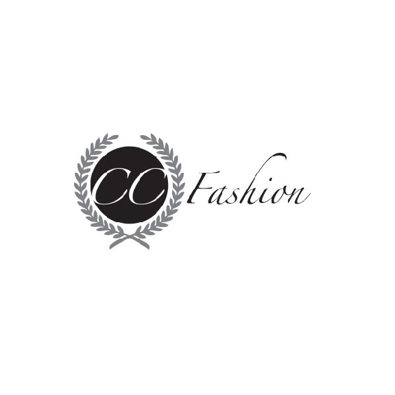 cc fashion logo design