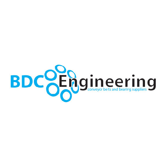 bdc engineering logo design