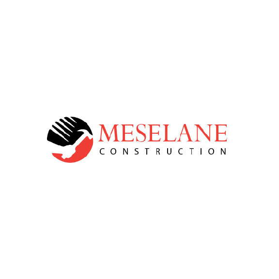 meselane construction logo design