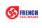 french cool repairs logo design